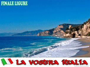 Finale Ligure property on the ocean